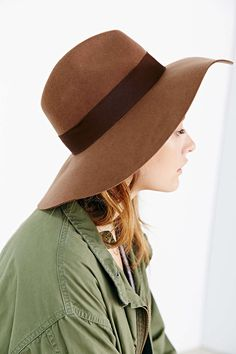 53835a7834f Brixton Piper Felt Hat Urban Outfitters Hats