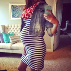 Our Styled Suburban Life: Maternity Must Haves