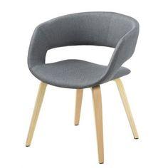 Krzesło Grace, szare