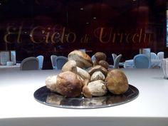 Los primeros #boletus edulis de #Soria han llegado a @Cielodeurrechu, ¡¡¡sé el primero en probarlos!!! @Zieloshopping