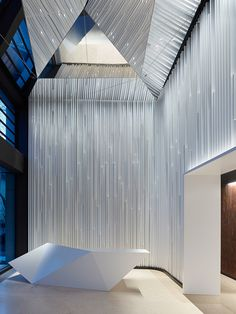 Solo West – Frankfurt Office Building Lobby