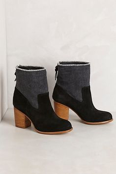 Leon Ankle Boots #anthropologie 8.5