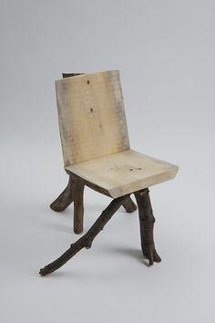 William Stone / skating chair, 2009