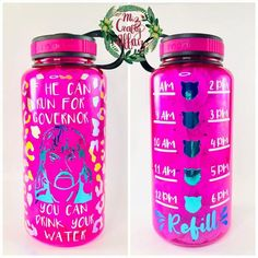 Water Bottle Tracker, Daily Water Intake, Cute Water Bottles, Shipping Date, How To Stay Motivated, Exotic, Messages, Drinks, Specs