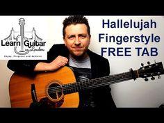 Simon & Garfunkel - Sound Of Silence - Fingerstyle Guitar Lesson - FREE TAB - Drue James - YouTube