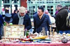 Antiques Market Thursdays at Old Spitalfields