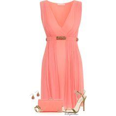 Matthew Williamson Chiffon Dress,