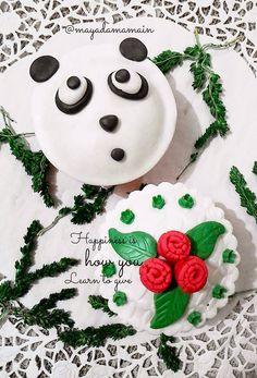 Kuih Maretha: Cupcakes for Wanee