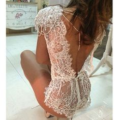 I may be able to swing this one day... Maybe just for my man in the bedroom lolluv itlace bodysuit