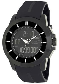 7d95eed90fde Kenneth Cole New York Mod. Touch Gents Watch Serial 158007