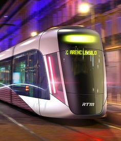 Un tramway pour Marseille