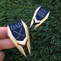 Golf Gifts for Men Personalized Golf Ball Marker & Divot