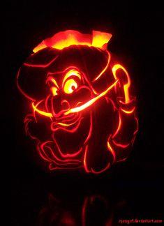 disney villain pumpkin - Google Search