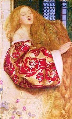 Frank Cadogan Cowper (English painter, 1877–1958) The Patient Griselda