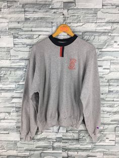 33da817d9f43 Excited to share the latest addition to my  etsy shop  Vintage CHAMPION  Jumper Sweatshirts