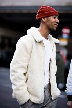 Fashion Week Men's the strongest street style London Fashion Week Men's street style Street Style Trends, Street Style Fashion Week, Look Street Style, London Fashion Week Mens, Cool Street Fashion, Look Fashion, Urban Fashion, Trendy Fashion, Fashion Trends
