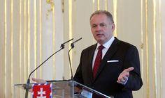 Il presidente Kiska invoca indagini più rapide negli scandali politici Scandal, Archive