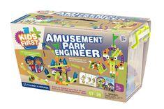 Kids First Amusement Park Engineer Kit