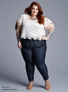 Tess Holliday Spring Look Book | Torrid Plus Size | #TorridInsider