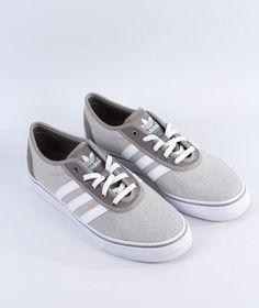 Adidas Skate - Adi Ease - Grey Adidas, Skate, Grey, Sneakers, Shoes, Fashion, Tennis, Over Knee Socks, Trainers