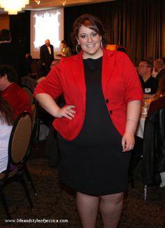 Blazer from @torridfashion, Dress from @Cassaundra Bourne CCB Custom Dresses.