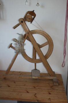 Spinnrad , antik in Kreis Ostholstein - Eutin | Kunst und Antiquitäten gebraucht kaufen | eBay Kleinanzeigen
