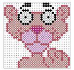 Bügelperlen Vorlagen kostenlos zum Ausdrucken Cross Stitch Boards, Cross Stitch Bookmarks, Cute Cross Stitch, Cross Stitch Patterns, Pixel Beads, Fuse Beads, Beads And Wire, Perler Beads, Perler Bead Templates