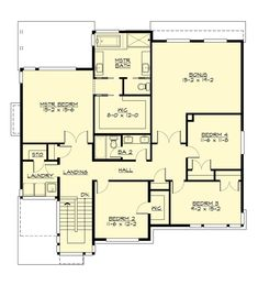 Contemporary Modern Prairie-Inspired House Plan - 23671JD | Architectural Designs - House Plans