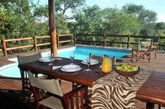 Lunch @ Sausage Tree Camp (Lower Zambezi, Zambia)