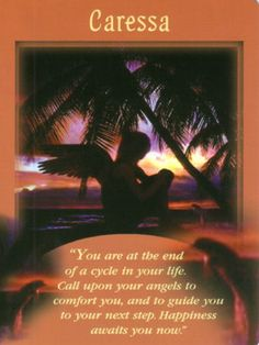 The energy of this card is like the 9 in Numerology.  More here ==> http://www.angelmessenger.net/blog/caressa/