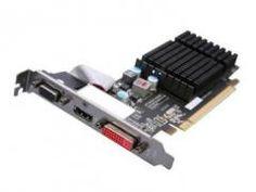 XFX AMD Radeon HD 5450 512MB GDDR3 VGA/DVI/HDMI Low Profile PCI-Express Video Card - MEDIA CENTER TEAM