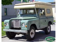 Land Rover  Series Series 3 \ 1972 Vintage, Classic and Old Cars photo