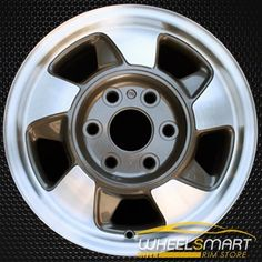 chevy s10 wheel pattern