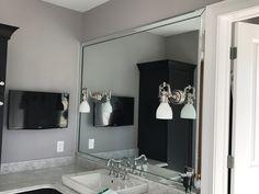 Frameless Shower Doors, Custom Mirrors, Custom Closets, Bathroom, Home Decor, Washroom, Custom Cabinetry, Decoration Home, Room Decor