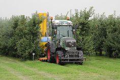 Fendt met X-pert van Precision Makers Tractors, Van, Vans