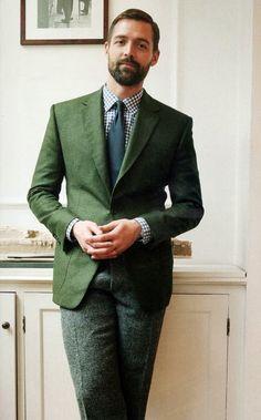 Olive (Patrick Grant of Savile Row)
