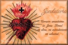 BLOG CATÓLICO GOTITAS ESPIRITUALES: ESTAMPAS CON ORACIONES AL SAGRADO CORAZÓN DE JESÚS...