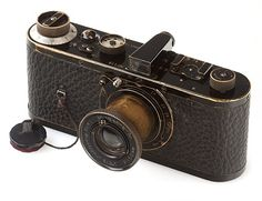 The World's Most Expensive Camera: 1923 Leica O-Series $ 2.16 million