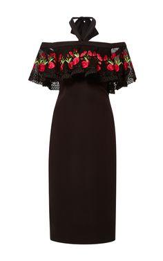 Lyra Dress by TEMPERLEY LONDON for Preorder on Moda Operandi