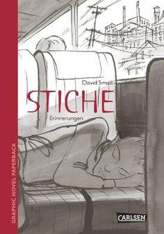 Graphic Novel paperback: Stiche:Amazon.de:Bücher