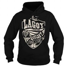 I Love Its a LAGOY Thing (Dragon) - Last Name, Surname T-Shirt Shirts & Tees