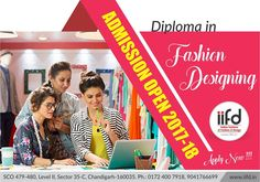 Diploma in Fashion Designing!!!!  Join Indian Institute Of Fashion & Design-IIFD.in  For #Admission_Process Call @+919041766699 OR Visit @ www.iifd.in/  #IIFD_CHANDIGARH #Fashion #Designing #iifd