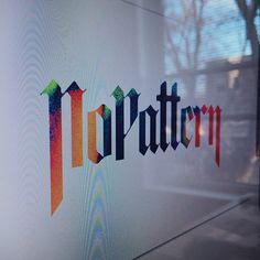 NoPattern logo