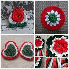 Crochet Earrings, Crochet Jewellery, Paper Flowers, Holiday, Christmas, Mandala, Crochet Hats, Easter, Knitting