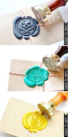 5 ways to pimp your wedding envelopes (DIY style)