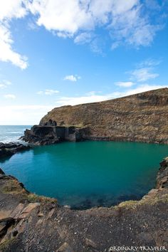 The Blue Lagoon - 8 Places You Must Visit on the Coast of Wales OrdinaryTraveler.com