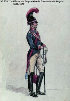 Ufficiale di cavalleria Napoleonic Wars, Troops, Owl, Africa, Military, Armed Forces, War, Military Uniforms, Soldiers
