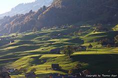 Nidwalden - Talstation Luftseilbahn Dallenwil – Niederrickenbach Switzerland, River, Pictures, Outdoor, Beautiful, Nature, Nice Asses, Photos, Outdoors