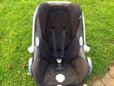 MAXI COSI BLACK CAR SEAT MATCHES QUINNY BUZZ in Baby, Car Seats & Accessories, Car Seats | eBay