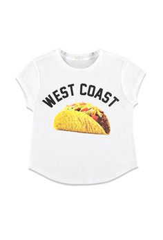 West Coast Tee (Kids) | Forever 21 girls - 2000130291